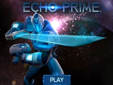 Screenshots of the Echo Prime game for iPhone, iPad or iPod.