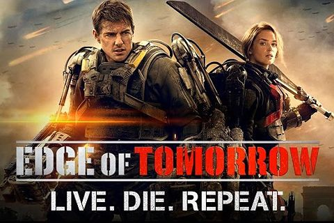 Screenshots of the Edge of Tomorrow: Live, die, repeat game for iPhone, iPad or iPod.