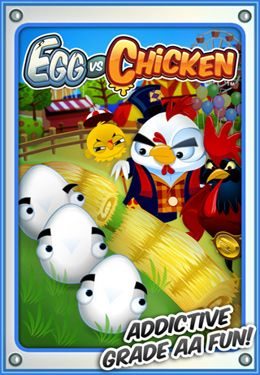 Download Egg vs. Chicken iPhone free game.
