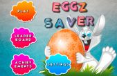 In addition to the game Bike Baron for iPhone, iPad or iPod, you can also download Eggz Saver for free