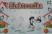 In addition to the game Castle Defense for iPhone, iPad or iPod, you can also download Elektronika for free