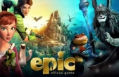 In addition to the game Cut the Rope for iPhone, iPad or iPod, you can also download Epic for free
