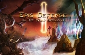 In addition to the game Eternity Warriors 2 for iPhone, iPad or iPod, you can also download Epic Defense TD 2 – the Wind Spells for free