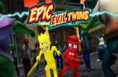 In addition to the game Zombie Smash for iPhone, iPad or iPod, you can also download Epic Evil Twins for free