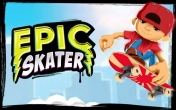In addition to the game Black Gate: Inferno for iPhone, iPad or iPod, you can also download Epic skater for free