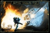 In addition to the game Little Flock for iPhone, iPad or iPod, you can also download Epic war TD for free