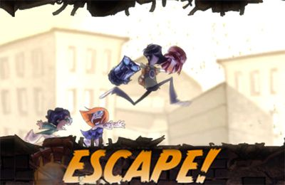 Screenshots of the Escape from Age of Monsters game for iPhone, iPad or iPod.