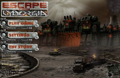 Download Escape From Cyborgia iPhone free game.