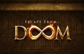 In addition to the game Ninja Slash for iPhone, iPad or iPod, you can also download Escape from Doom for free