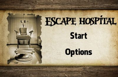 Screenshots of the Escape Game: Hospital game for iPhone, iPad or iPod.