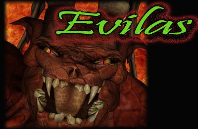 Screenshots of the Evilas game for iPhone, iPad or iPod.
