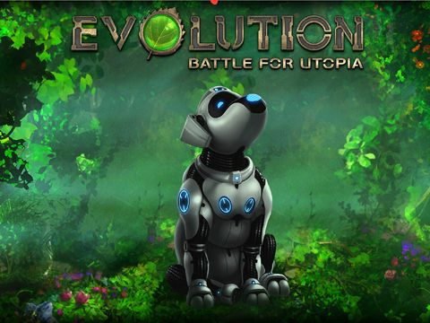 Download Evolution: Battle for Utopia iPhone free game.