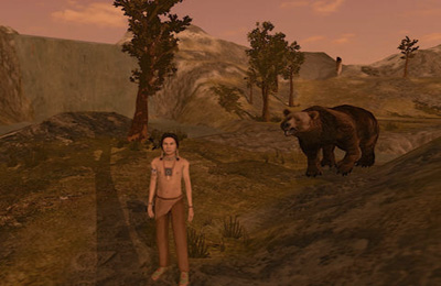 Screenshots of the Evolution: Indian hunter game for iPhone, iPad or iPod.