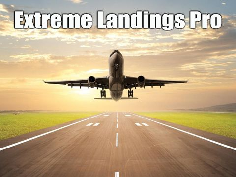 Screenshots of the Extreme landings pro game for iPhone, iPad or iPod.
