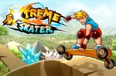 In addition to the game Heroes of Order & Chaos - Multiplayer Online Game for iPhone, iPad or iPod, you can also download Extreme Skater for free