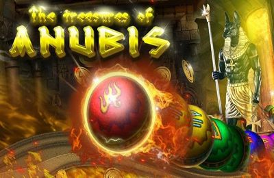 Download Eygpt Zuma – Treasures of Anubis iPhone free game.