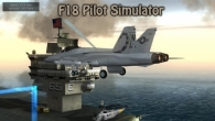 In addition to the game  for iPhone, iPad or iPod, you can also download F18 Pilot Simulator for free