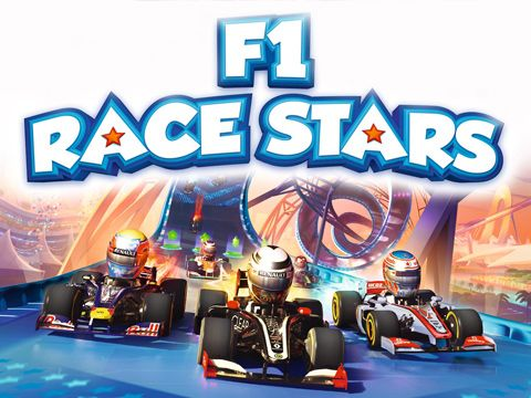 Download F1 Race stars iPhone free game.