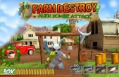 In addition to the game Survivalcraft for iPhone, iPad or iPod, you can also download Farm Destroy: Alien Zombie Attack for free