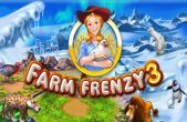 In addition to the game Snail Bob for iPhone, iPad or iPod, you can also download Farm Frenzy 3 HD for free