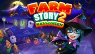 In addition to the game Rip Curl Surfing Game (Live The Search) for iPhone, iPad or iPod, you can also download Farm Story 2: Halloween for free