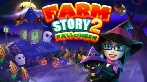 Download Farm Story 2: Halloween iPhone free game.