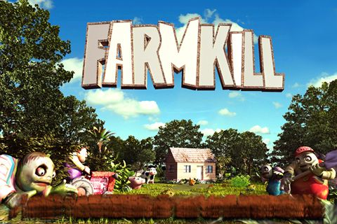 Download Farmkill iPhone free game.
