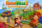 In addition to the game  for iPhone, iPad or iPod, you can also download Farmville 2: Country escape for free