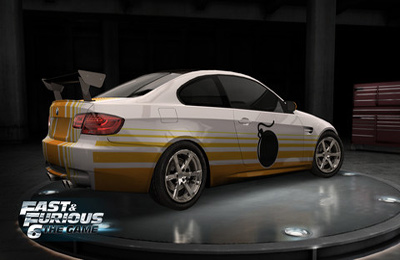 Screenshots of the Fast & Furious 6: The Game game for iPhone, iPad or iPod.