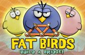 In addition to the game The Sims 3 for iPhone, iPad or iPod, you can also download Fat Birds Build a Bridge! for free