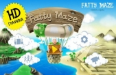 In addition to the game Real Steel for iPhone, iPad or iPod, you can also download Fatty Maze's Adventures for free