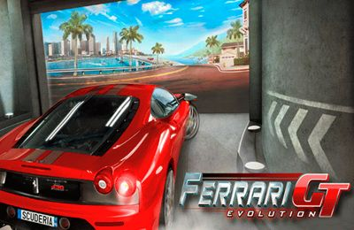 Screenshots of the Ferrari GT. Evolution game for iPhone, iPad or iPod.