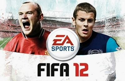 Screenshots of the FIFA'12 game for iPhone, iPad or iPod.