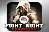 In addition to the game  for iPhone, iPad or iPod, you can also download Fight Night Champion for free