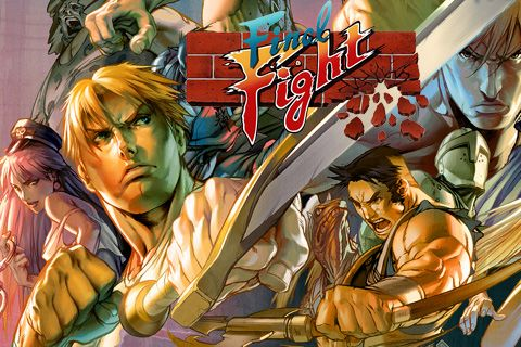 Download Final fight iPhone free game.