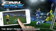 In addition to the game Hollywood Monsters for iPhone, iPad or iPod, you can also download Final Kick: The best penalty shots game for free