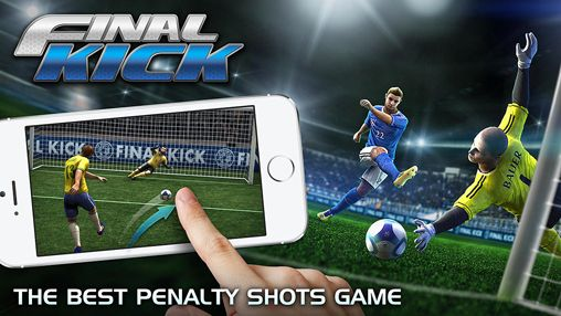 Download Final Kick: The best penalty shots game iPhone free game.