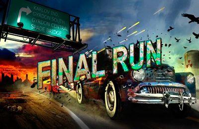 Screenshots of the Final Run game for iPhone, iPad or iPod.