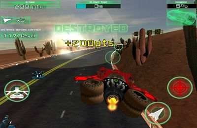 Screenshots of the Fire & Forget The Final Assault game for iPhone, iPad or iPod.