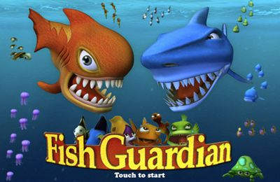 Screenshots of the Fish Guardian game for iPhone, iPad or iPod.