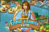 In addition to the game Hay Day for iPhone, iPad or iPod, you can also download Fisher's Family Farm for free