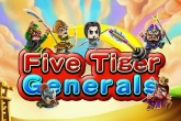 Download Five tiger generals iPhone free game.