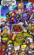 In addition to the game TurboFly for iPhone, iPad or iPod, you can also download Flesh & Blood – Attack on Orc for free