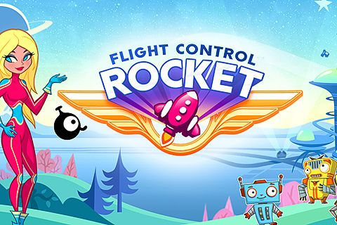 Download Flight control rocket iPhone free game.