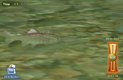 Fly fishing 3d iphone game free download ipa for ipad for Real fishing games