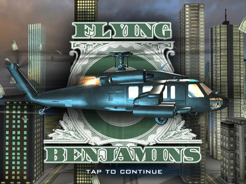 Download Flying Benjamins iPhone free game.