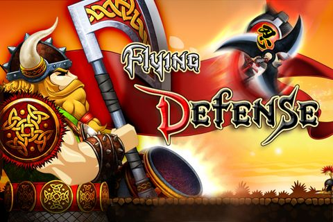 Download Flying defense iPhone free game.