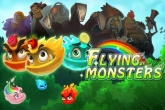 Download Flying monsters iPhone free game.