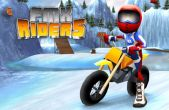 In addition to the game Superman for iPhone, iPad or iPod, you can also download FMX Riders for free
