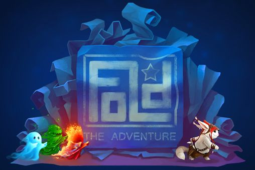 Download Fold the adventure iPhone free game.